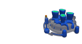 Casting simulation services, gating system design, defect free castings, casting flow analysis, solidification