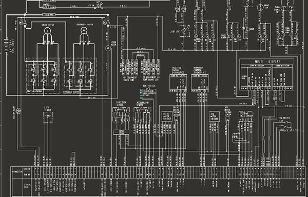 harness design  vehicle schematic creation